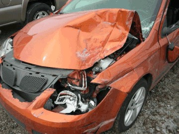 Keena's collision auto accident